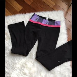 Ivivva by Lululemon Flare Black Girls Tall  Pants